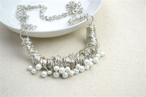 diy jewelry necklace ideas for out of various sizes