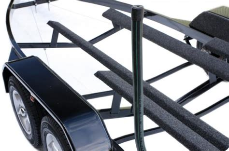 wake boat trailer guides guide poles easytow boat trailers