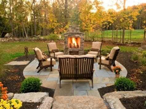 creating an outdoor patio a suitable patio fireplace decorifusta