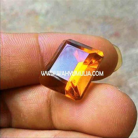 Batu Akik Obsidian Yellow batu yellow obsidian kuning kode 277 wahyu mulia
