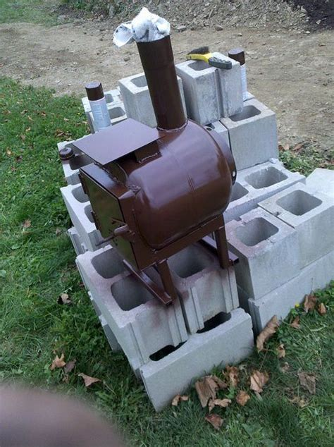 build your own backyard smoker diy backyard smoker a inexpensive way to make your own