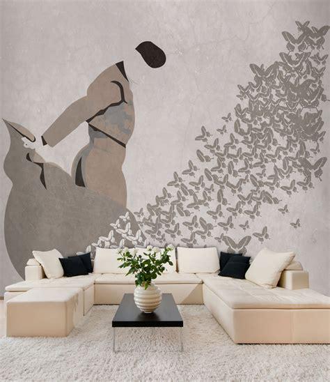 tappezzeria da parete parete di sogni carta da parati vintage