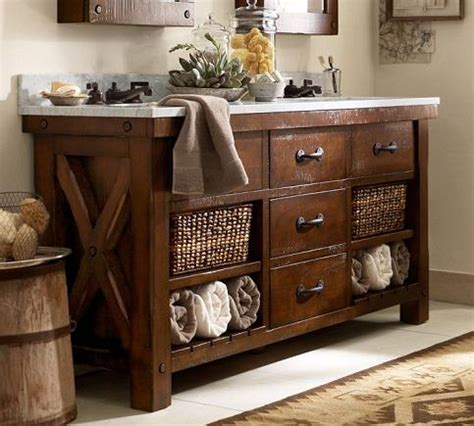 from pottery barn why it s worth considering bathroom vanities from smaller name brands