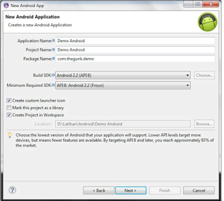 membuat database android eclipse java dan android membuat aplikasi android sederhana