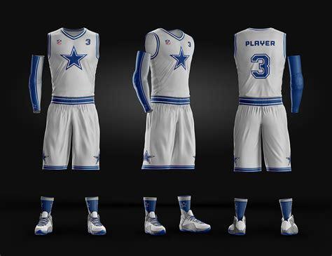 design basketball jersey photoshop basketball uniform jersey psd template on behance