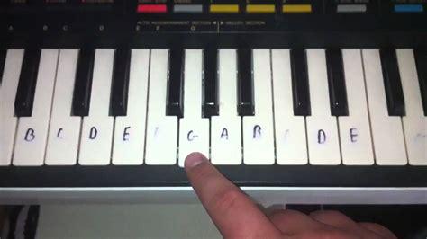 keyboard making tutorial eye of the tiger keyboard tutorial youtube