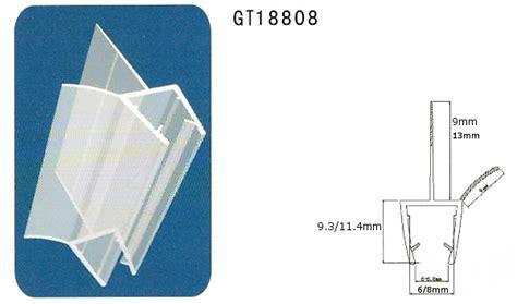 guarnizioni porte doccia coppia di guarnizioni per box doccia diversi modelli e