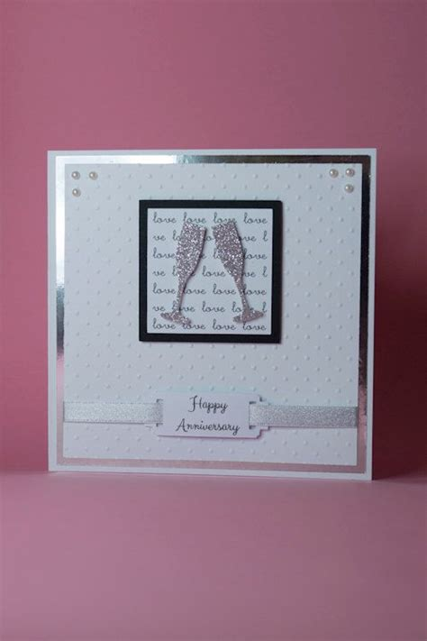 Handmade Wedding Anniversary Cards - 17 best ideas about handmade anniversary cards on