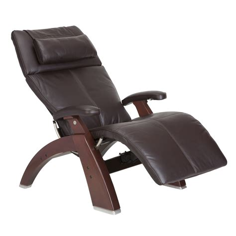 Zero Gravity Recliner Reviews by Human Touch Chair Quot Pc 500 Quot Silhouette Leather Zero