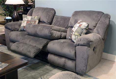 transformer ultimate reclining sofa  seal fabric