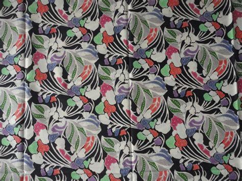 B133 Kain Batik Sogan Lawasan Kain Jarik Primis Primisima 1 bahan batik motif abstrak cap 07 pusat grosir batik toko pakaian jual grosir