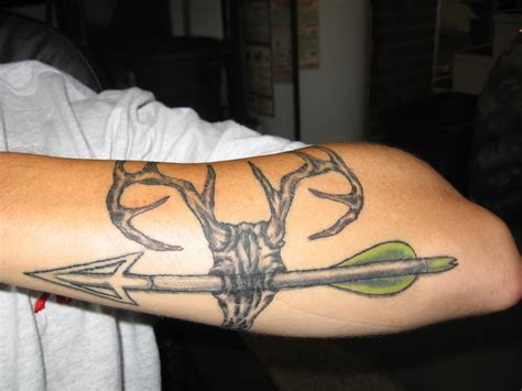 cool hunting tattoos deer skull tattoos designs ideas and meaning tattoos