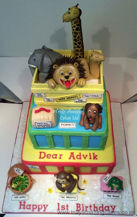 amazing cakes competition entries