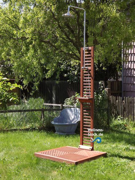 Aussendusche Garten by Au 223 Endusche Nautilus In Elegantem Design F 252 R Garten Und
