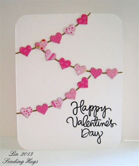 25 easy diy valentine s day cards aoc craft