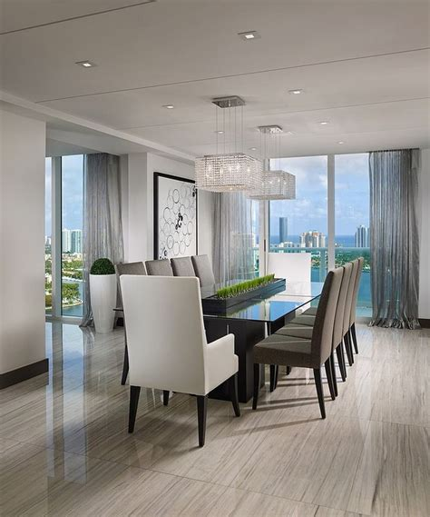 contemporary dining rooms ideas  pinterest contemporary dinning table contemporary