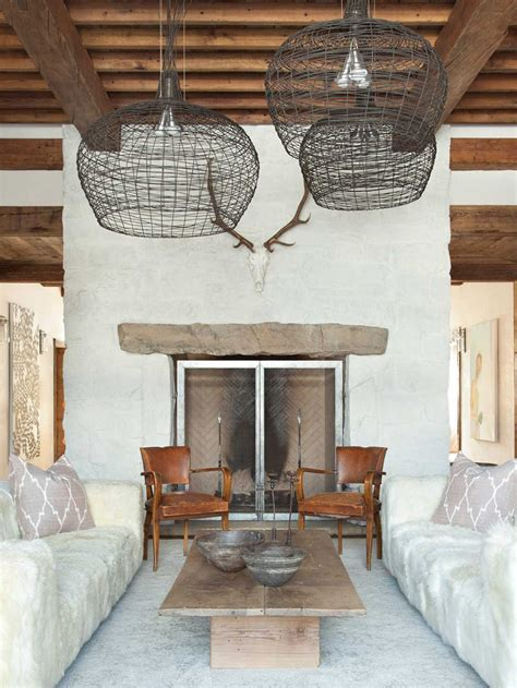 rustic chic home decor rustic chic revival in classic cabin with eclectic details