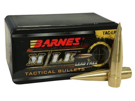 50 bmg reloading data barnes tac lr bullets 50 bmg 510 diameter 750 grain