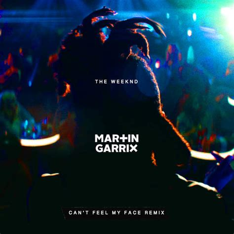 T Shirtbajukaosdj Remix Martin Garrix the weeknd can t feel my martin garrix remix