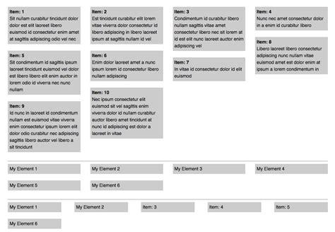 javascript flex layout build flexible layout with vue js masonry component vue