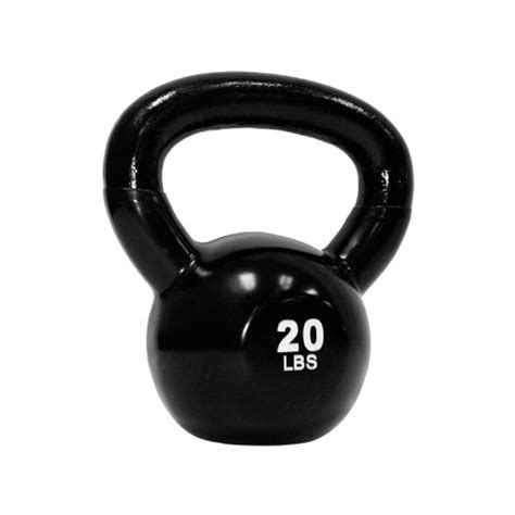 kettlebell hand to hand swing tko vinyl dipped kettlebell 20 pound training equipment