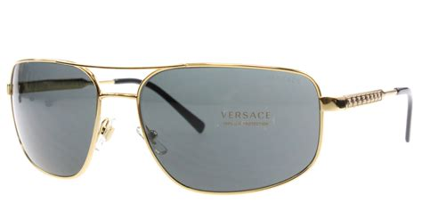 Versace Sunglasses new versace sunglasses ve 2158 gold 1002 87 ve2158