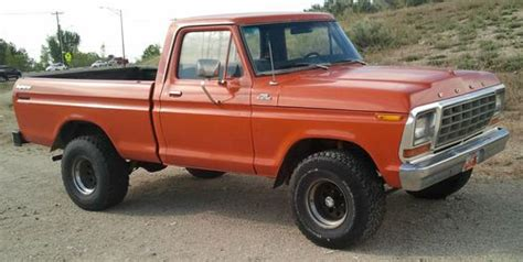 1979 ford f150 4x4 short bed for sale 1979 ford f150 short bed for sale in california autos post