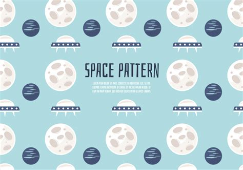space pattern background free free cute space pattern vector background download free