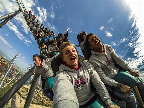 imagenes asombrosas tumblr roller coaster amusement park fun rides 1roll adventure