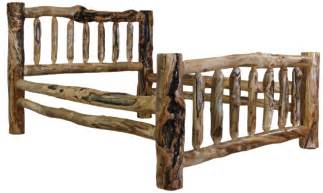 log bed frames williams log cabin furniture log bedroom furniture