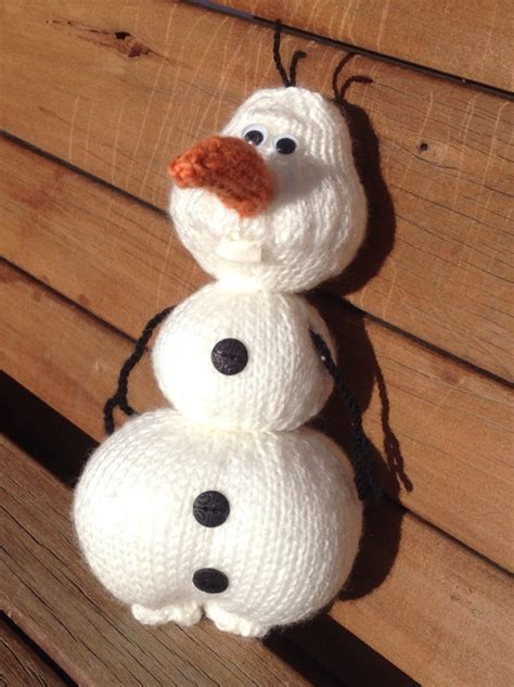 Knitting Pattern Olaf | olaf from frozen knitting pattern the knit guru