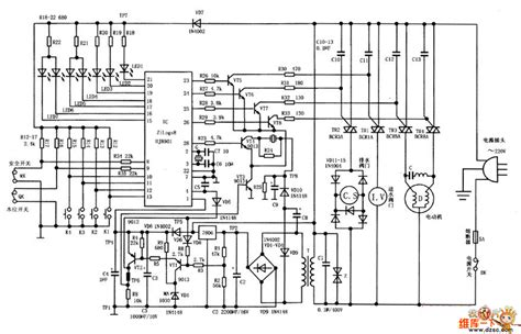 washing machine circuit diagram 31 wiring diagram images