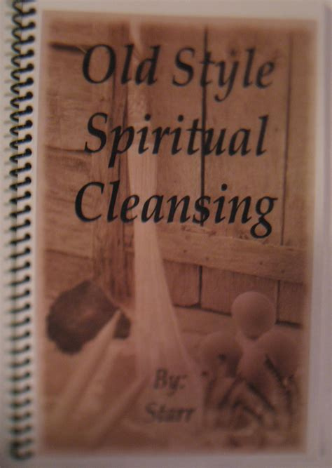 Spiritual Detox Christian by Candles And Curios Hoodoo Conjure And Rootwork Books
