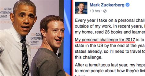 zuckerberg new year zuckerberg s new year challenge fuels political rumors attn