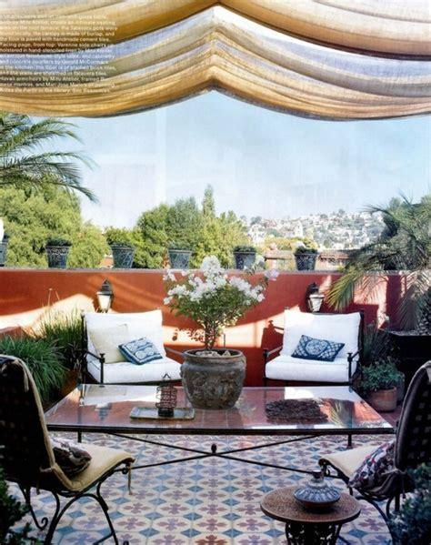 Moroccan Garden Ideas 55 Charming Morocco Style Patio Designs Digsdigs