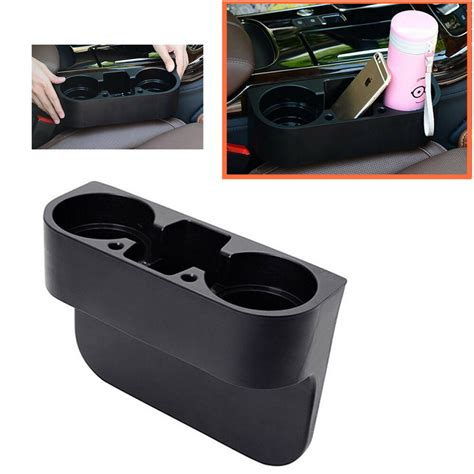 With Cup Holders by Seat Seam Wedge Car Drink Cup Holder Travel Drink Mount