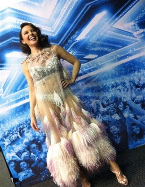 Minogue Says That She Likes Big Black Snarky Gossip 2 by K25 S Dazzling X Factor Australia Finale Shineonandon