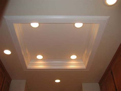 Recessed Ceiling Designs Best 25 Kitchen Ceiling Lights Ideas On