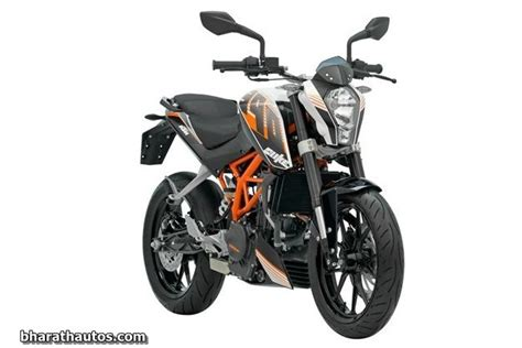 Price Of Ktm Duke 390 In India Ktm Duke 390 Launched In India At An Introductory Price Of