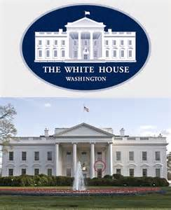 white house why are there errors in the white house logo and how did