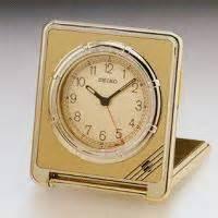 seiko travel and alarms clocks ultra thin travel alarm quh301frh
