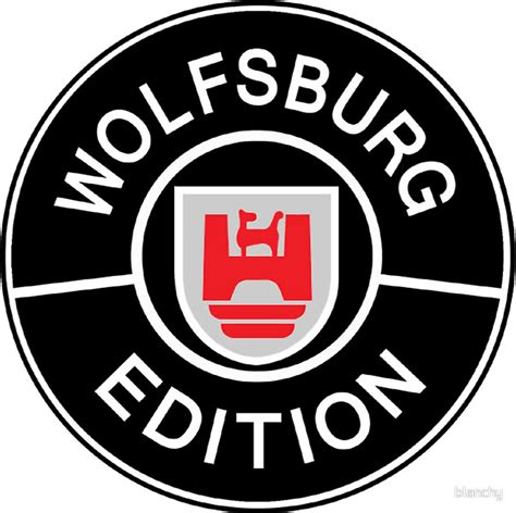 Custom Vinyl Stickers For Walls quot wolfsburg edition vw quot stickers by blanchy redbubble