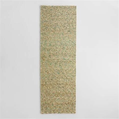 tie rugs blue and green tie dye chunky jute symeon area rug world market