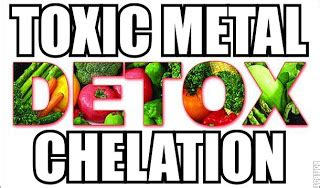 Chelation Heavy Metal Detox Symptoms by Arteries Health Naturopathic Centre