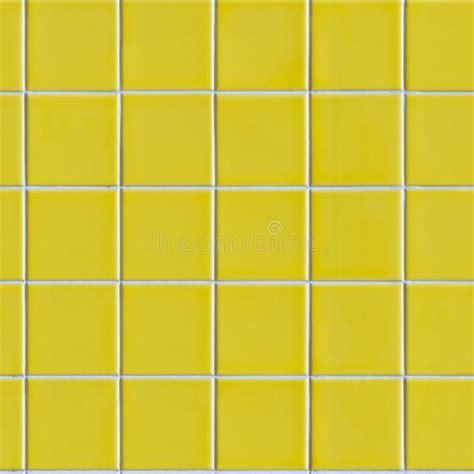 piastrelle gialle mattonelle gialle struttura senza cuciture fotografia