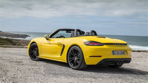 Porsche Boxster 1 by Porsche 718 Boxster News And Reviews Motor1