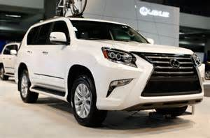 What Is The Difference Between Lexus Gx 460 And 470 Lexus 460 2017