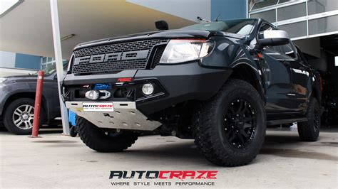 Ring Fogl All New Hilux Limited ford ranger rims 4x4 road wheels autocraze