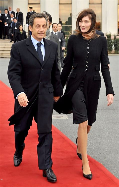 Psst Is Carla Bruni To Wed President by Carla Bruni Sarkozy In Nicolas Sarkozy And Carla Bruni