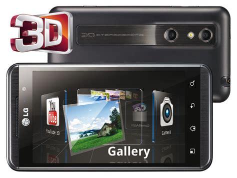 Handphone Lg Optimus 3d P920 optimus 3d p920 de lg